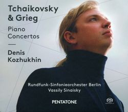 Concerto n°1 en si bémol min op 23 : Allegro con fuoco - DENIS KOZHUKHIN