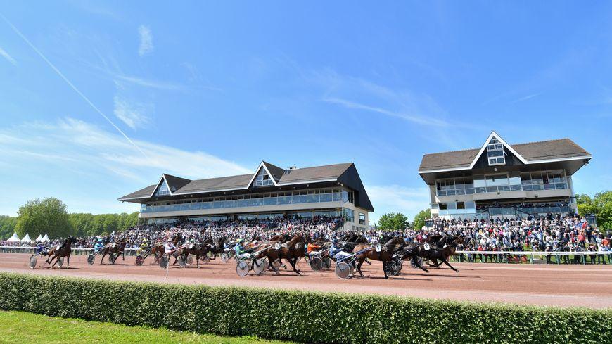 Dernières courses de l'année sur l'hippodrome de Caen