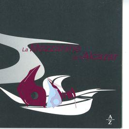 """Pochette de l'album """"La mezzanine de l'alcazar"""" par Zuco 103"""