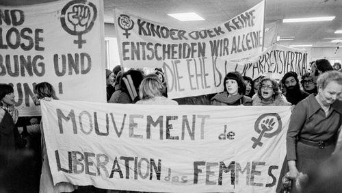 Le féminisme est un sport de combats