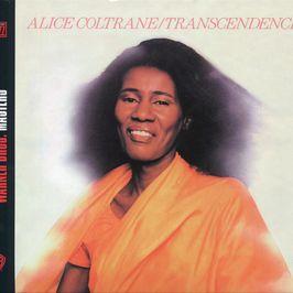 "Pochette de l'album ""Transcendence"" par Alice Coltrane"