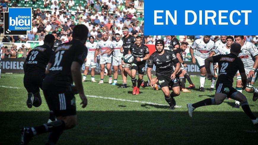 Brive - Stade Français : la rencontre est à suivre en intégralité sur France Bleu Limousin ce dimanche à 12h30