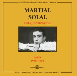 Jazz à Gaveau (N°1) : Nos smokings - MARTIAL SOLAL & SON TRIO