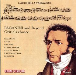 Caprice pour violon en la min op 1 n°24 - MICHAEL RABIN