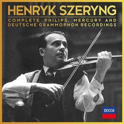 Concerto pour violon en ré min op 47 : 1. Allegro moderato - HENRYK SZERYNG