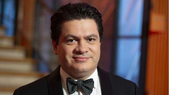 Cristian Măcelaru, nouveau directeur musical de l'Orchestre National de France