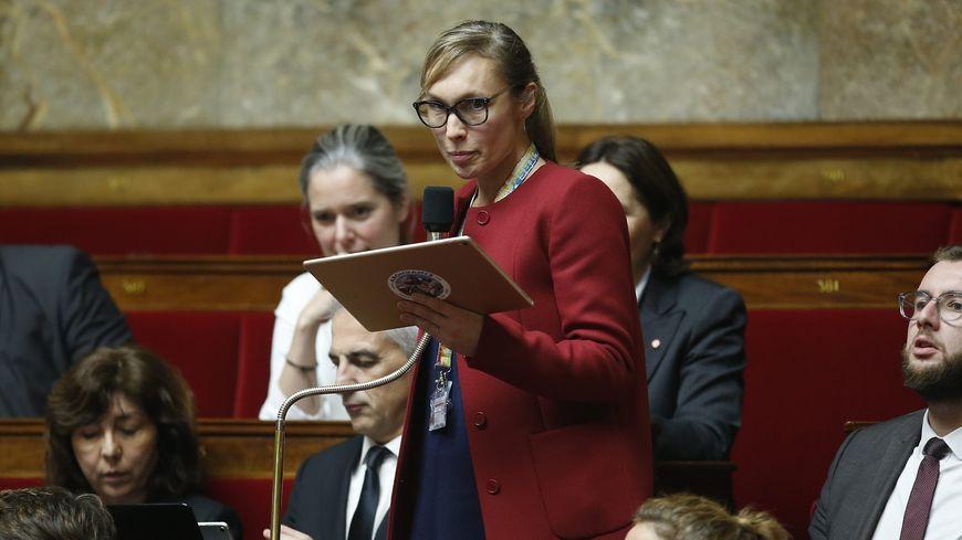 Marion Lenne, députée de Haute-Savoie