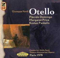 Otello : Quando narravi l'esule tua vita (Acte I) Desdémone et Otello - PLACIDO DOMINGO