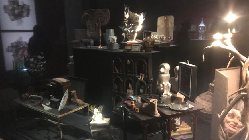 Photos Dernier Week End Pour L Expo Cabinets De Curiosites Au Fonds Leclerc De Landerneau