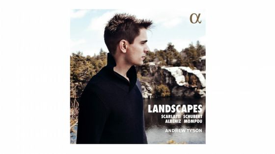 Landscapes - Andrew Tyson