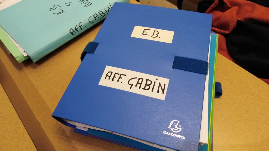 Le dossier de Gabin