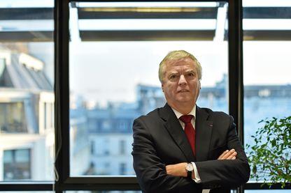 Jean-Luc Petithuguenin, PDG de Paprec