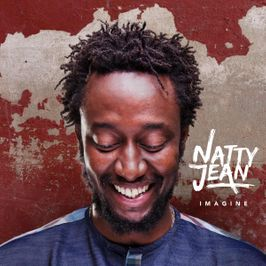 "Pochette de l'album ""Imagine"" par Natty Jean"