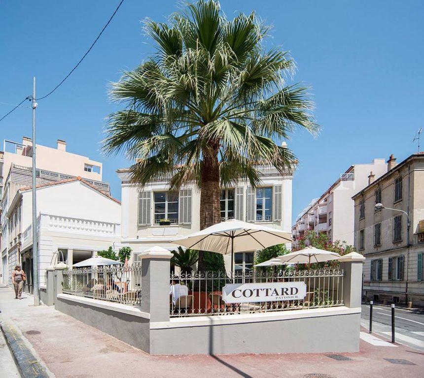 La Pâtisserie Cottard, 8 Boulevard Dugommier à Antibes