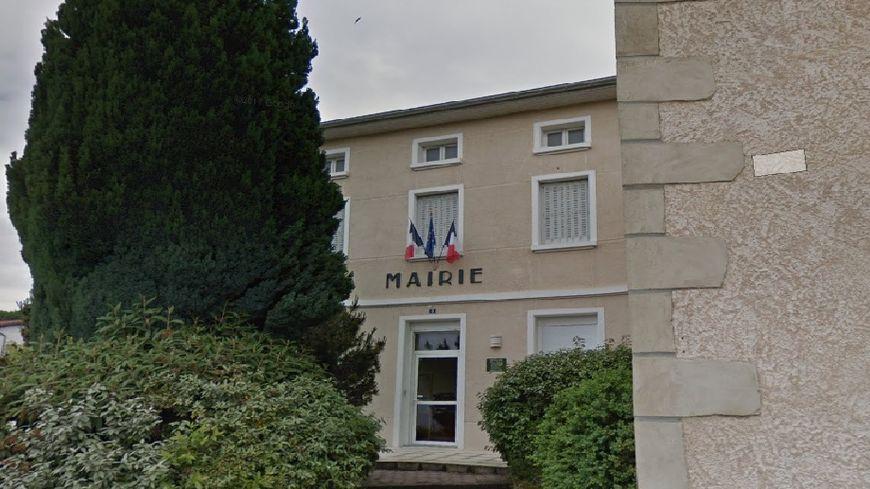 Mairie de La Sône, Isère