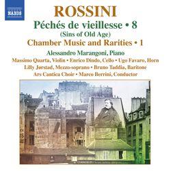 Péchés de vieillesse volume IX : Prélude thème et variations pour cor et piano : 2. Allegro moderato - ALESSANDRO MARANGONI