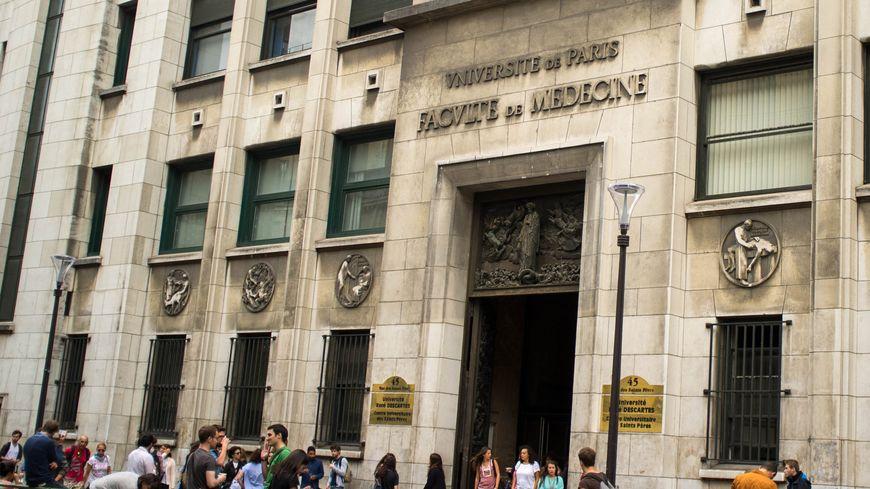 Le centre des corps est rattaché à l'université René Descartes.
