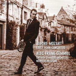 Concerto n°1 pour cor orchestre et basse continue en Ré Maj HOB VIId : 3 : 1. Allegro - FRANK-GEMMILL ALEC