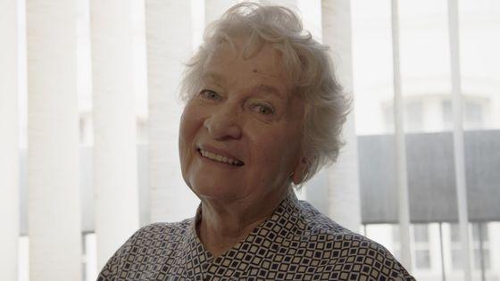 La compositrice Eliane Radigue en 2019