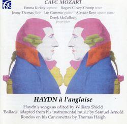 Morning - ballade pour soprano ténor flûte traversière guitare et piano - CAFE MOZART