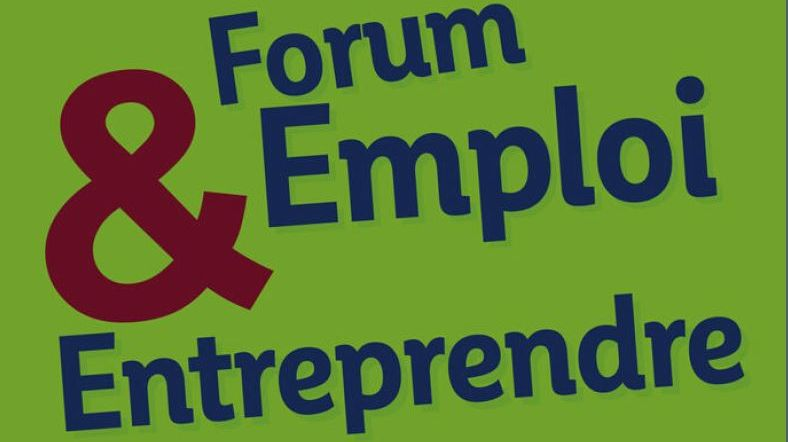 Forum Emploi & Entreprendre