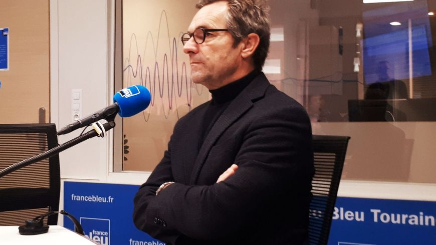 Philippe Vendrix, président de l'Université de Tours et porte-parole de la Conférence des Présidents d'Université