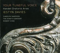 Ode for the birthday of Queen Anne HWV 74 : Eternal source of light divine - pour haute-contre trompette orchestre et basse continue - IESTYN DAVIES