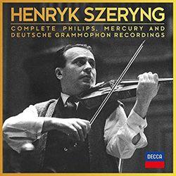 Sonate pour violon et piano n°2 en La Maj op 12 n°2 : 1. Allegro vivace - HENRYK SZERYNG