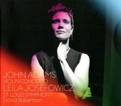 Concerto pour violon : 3. Toccate - LEILA JOSEFOWICZ
