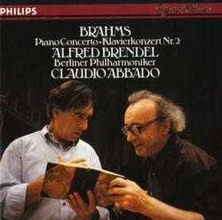 Concerto pour piano n°2 en Si bémol Maj op 83 : 3. Andante - ALFRED BRENDEL