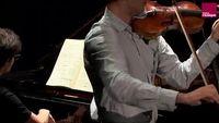 Robert Schumann : Sonate pour violon et piano n° 1 en la mineur op. 105 : I. II. et III.