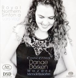 Concerto n°21 en Ut Maj K 467 : Allegro vivace assai - DANAE DORKEN