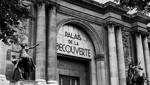 """""""Le Palais de la découverte est en danger"""""""