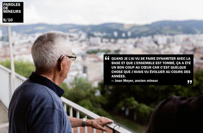 Jean Meyer face à Saint-Étienne