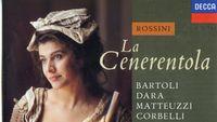 Cecilia Bartoli chante la Cenerentola de Rossini