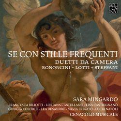 Begl'occhi oh Dio non più piangete (Duo de sopranos) - CENACOLO MUSICALE