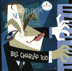 On the sunny side of the street - THE BILL CHARLAP TRIO