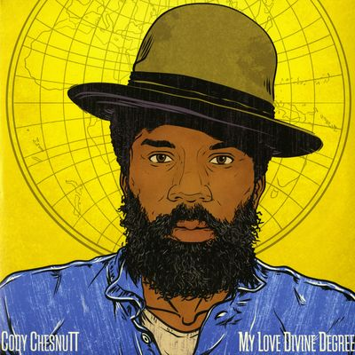 "Pochette de l'album ""My love devine degree"" par Cody Chesnutt"
