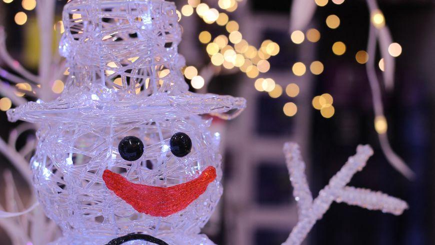 INFOGRAPHIE - Les festivités de Noël à Cherbourg-en-Cotentin en 4 chiffres - France Bleu