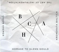 Variations Goldberg BWV 988 : Aria - arrangement pour violon vibraphone et orchestre à cordes - GIDON KREMER