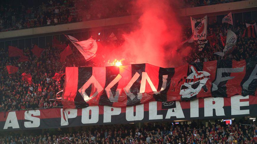 La Populaire Sud publie un communiqué ce vendredi pour mettre la pression aux joueurs avant Nice - Reims dimanche