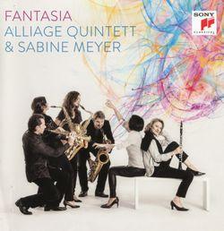 L'oiseau de feu suite n°2 : Danse infernale du roi Kastchei - arrangement pour quintette à vent et piano - SABINE MEYER