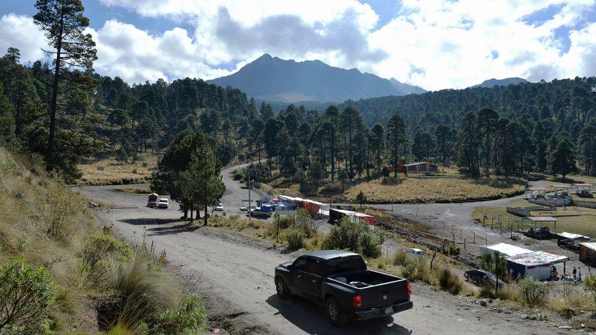 Les autorités mexicaines ont quadrillé le parc national situé au pied du volcan Nevado de Toluca pour retrouver le Français et le Mexicain enlevés dimanche 24 novembre 2019