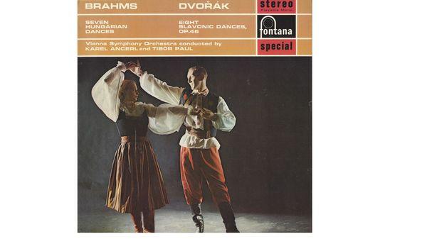 """Disque de légende : les """"Danses Slaves"""" de Dvořák dirigées par Karel Ančerl"""
