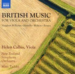 Suite pour alto et orchestre : 1. Prélude - HELEN CALLUS
