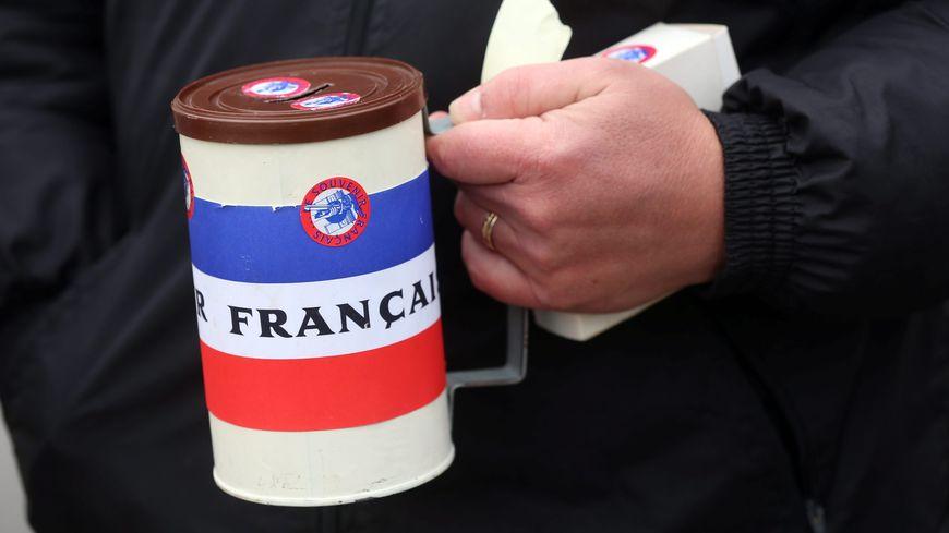 La boite du Souvenir Français