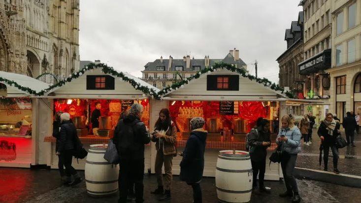 Le marché de Noël sera ouvert du 27 novembre au 31 décembre.