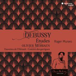 12 Etudes pour piano Livre I L 143 (136) : 1. Pour les cinq doigts, d'après Monsieur Czerny - ROGER MURARO