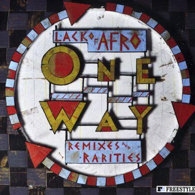 """Pochette de l'album """"One way : Remixes & rarities (cd promo)"""" par Flow Dynamics"""