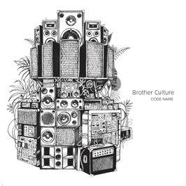 """Pochette de l'album """"Code Name"""" par Brother Culture"""